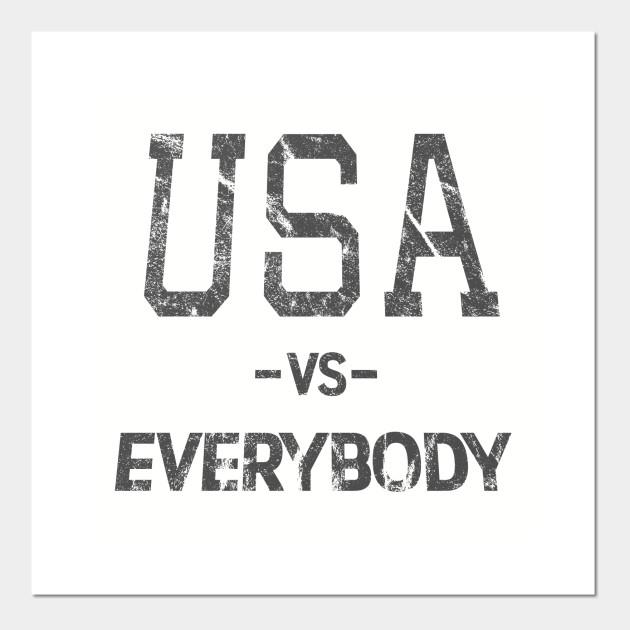 Vintage USA vs Everybody Grey