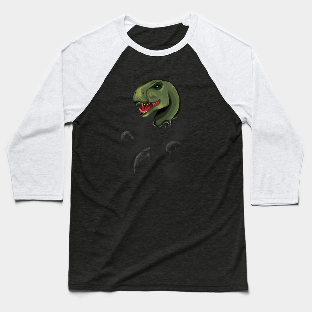 There's a T-Rex in my SHIRT!
