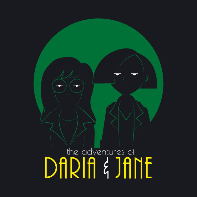 The Adventures of Daria and Jane