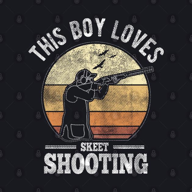 Target shooting clay pigeon skeet