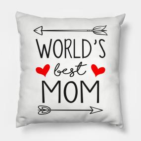 Mothersday Pillows | TeePublic