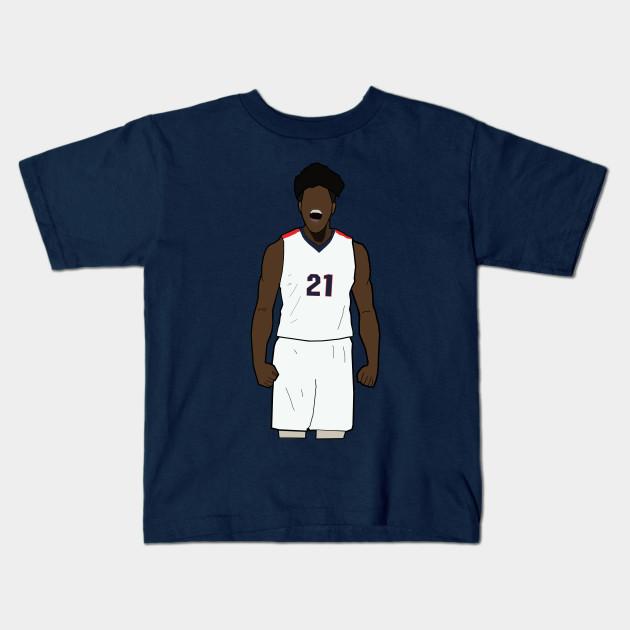 Rui Hachimura Gonzaga Bulldogs College Basketball Kids T Shirt