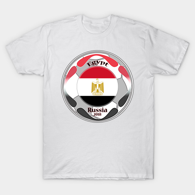 d3056079a t-shirt flag egypt world cup 2018 - Fifa World Cup Russia 2018 - T ...