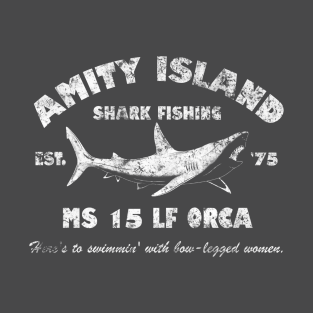 Amity Island Shark Fishing