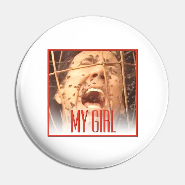 My Girl - Bees - Nicolas Cage