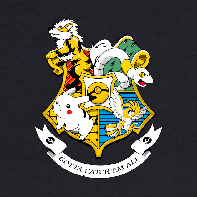Harry Potter Pokemon
