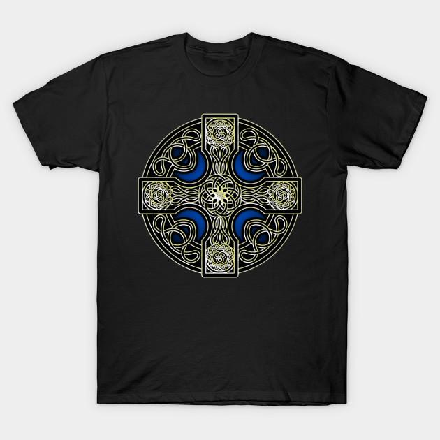 304237e58 Celtic cross - Celtic Cross - T-Shirt | TeePublic