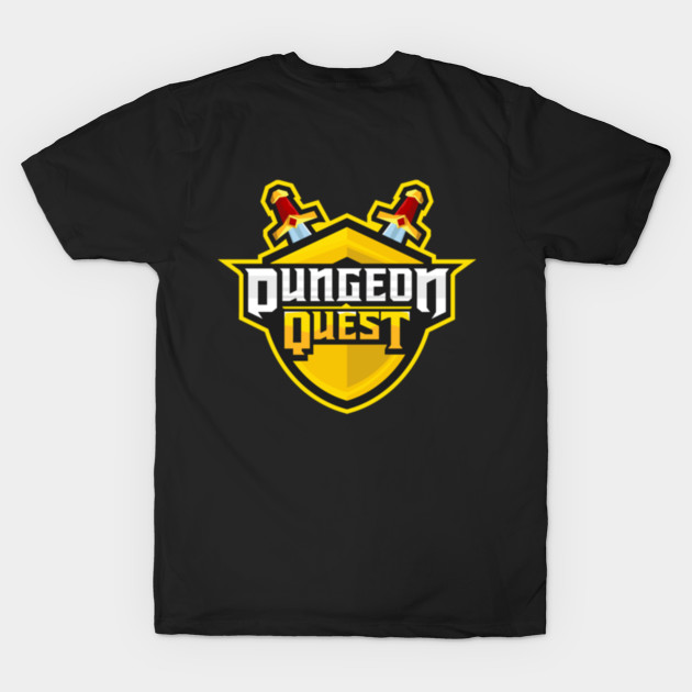 Dungeon Quest Roblox Roblox T Shirt Teepublic