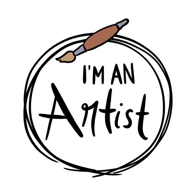 I'm an Artist: Paintbrush Edition