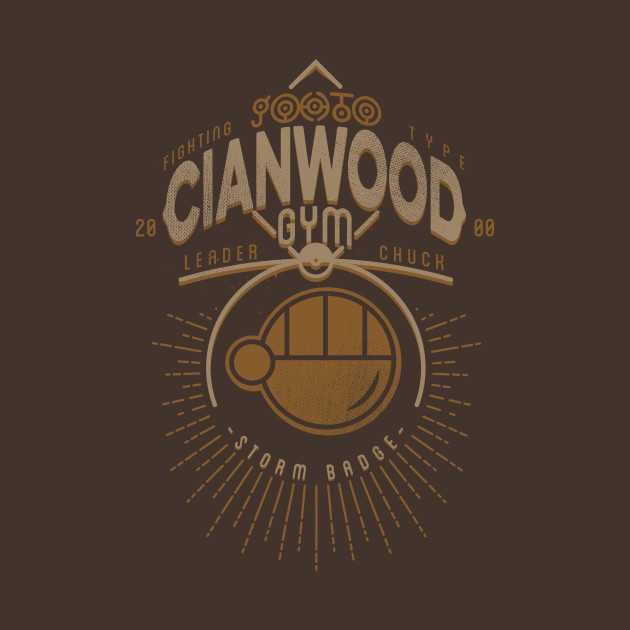 Cianwood Gym