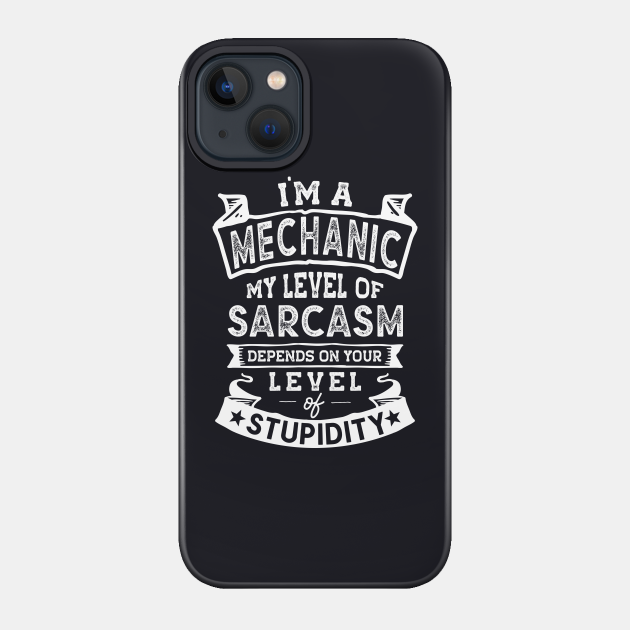 My Level of Sarcasm | Funny Mechanic