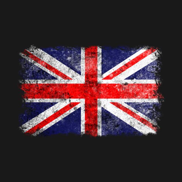 Union Jack Flag. British Flag. Cool English Flag