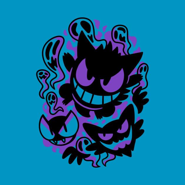 Ghastly Haunting Ghouls