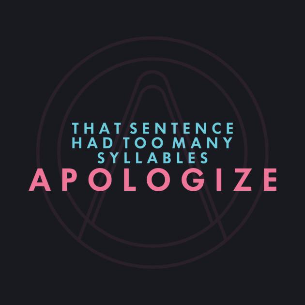 Borderlands 2 - Apologize