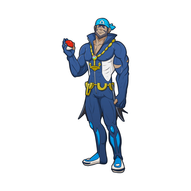 Pokémon +Team Aqua+ Arthur-Archie
