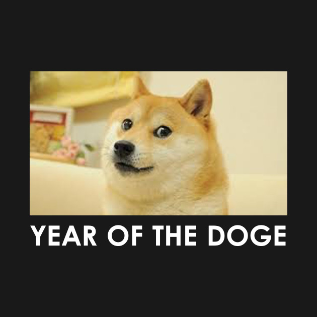 Funniest Meme Of The Year : Funny year of the doge meme chinese calendar