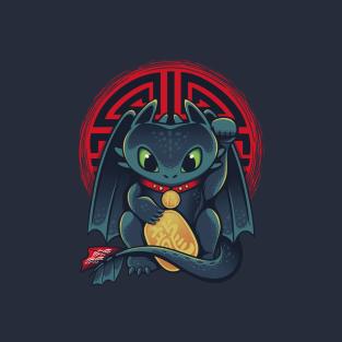 Maneki Dragon
