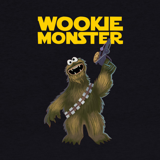 W is for Wookie