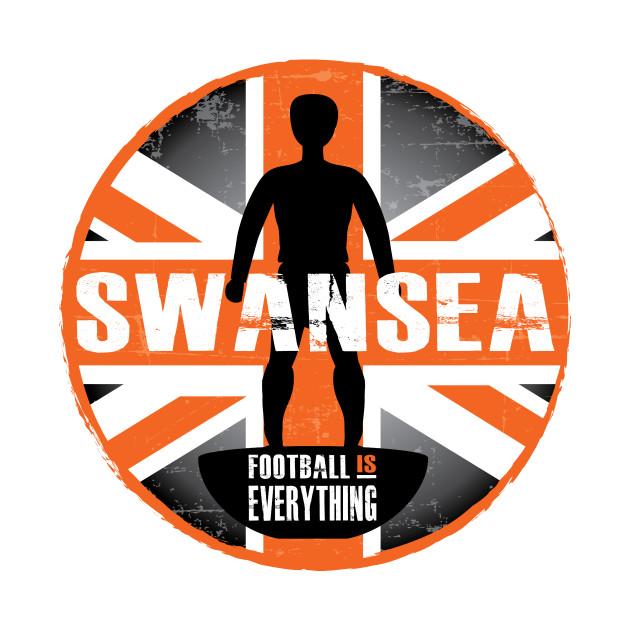 Football Is Everything - Swansea Pride