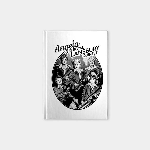 Angela and the Royal Lansbury Quintet (Angela Lansbury Band Shirt)