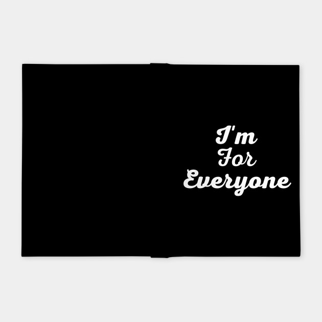 I'm Not For Everyone Sweatshirt Antisocial Trendy gift for friend sweater christmas fall cold weather gift for mom