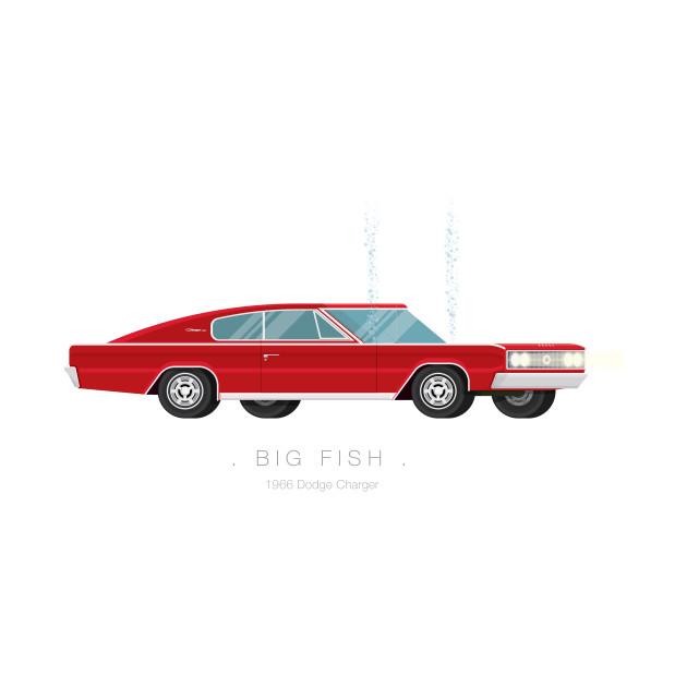 Big Fish - Famous Cars
