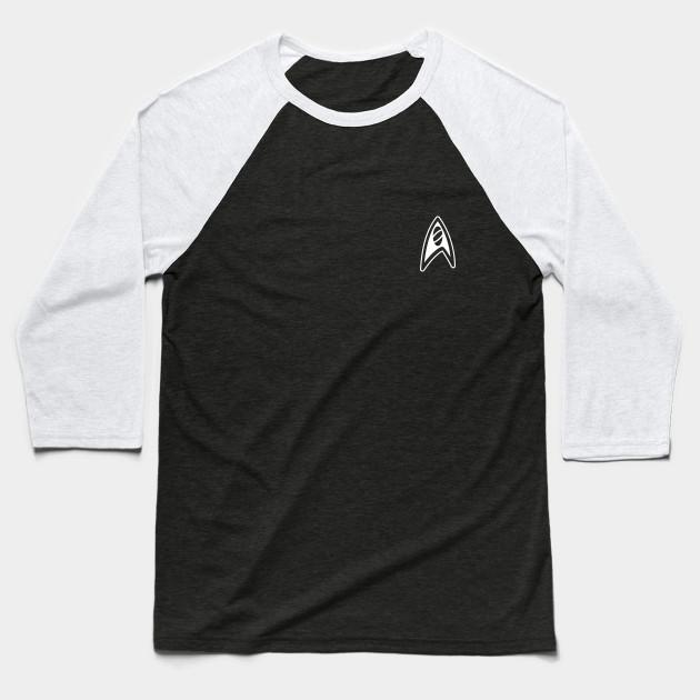 85b2df0d2 Star Trek Symbol - Serie - Baseball T-Shirt | TeePublic