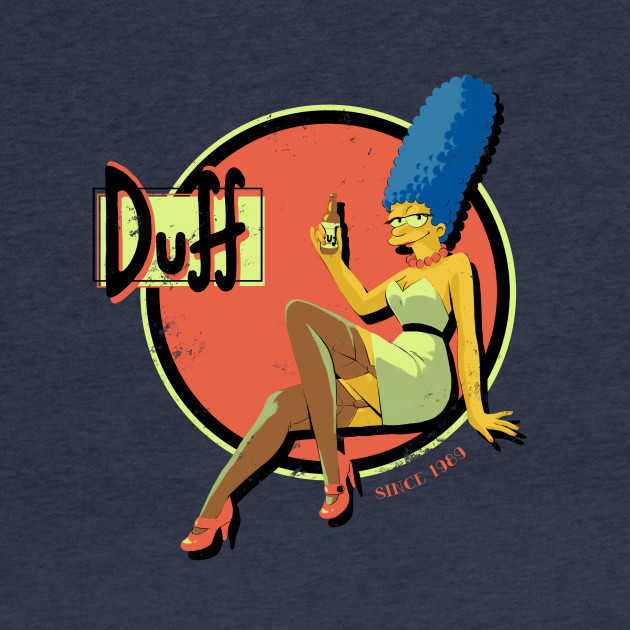Marge Pin Up