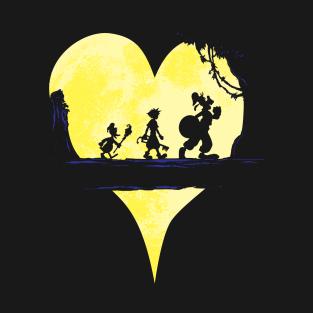ac9d7aa91c33 Kingdom Hearts T-Shirts | TeePublic
