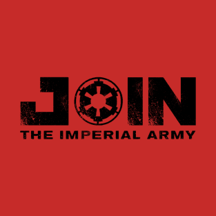 Empire - Imperial Army - Black t-shirts