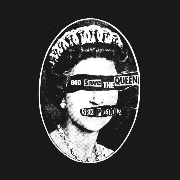 sex pistols queen