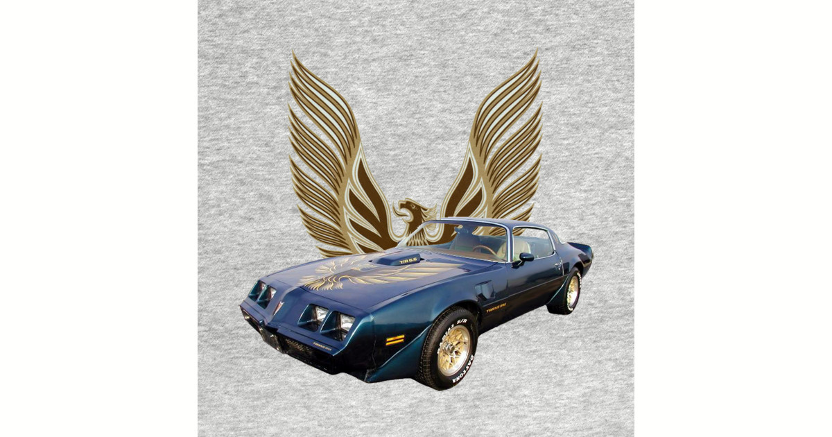 369bf665 80 Trans Am T-Shirt. by permages
