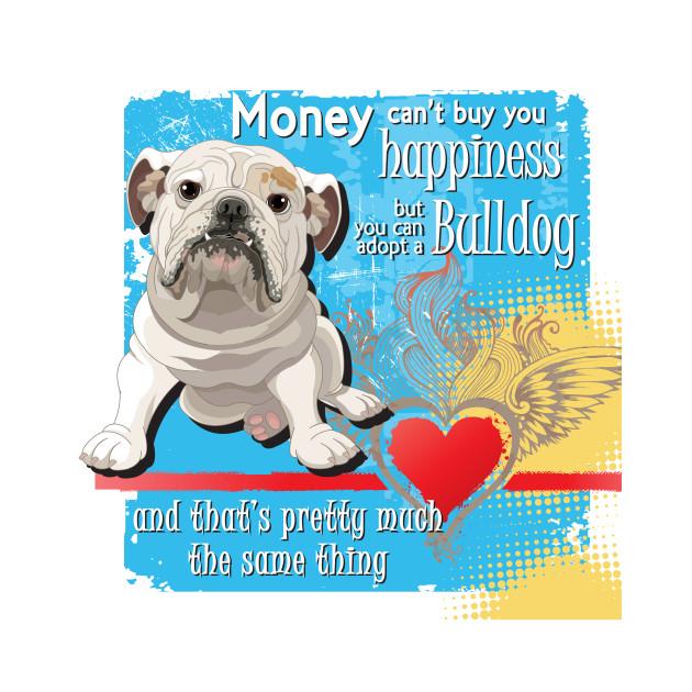 Adopt a  Bulldog