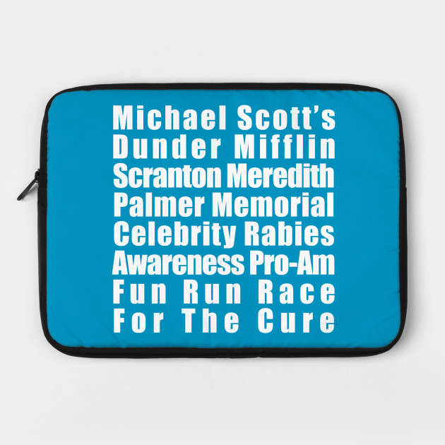 Michael Scott's Rabies Fun Run