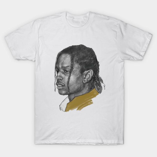 ec6e08d4d Asap Rocky Asap Rocky T Shirt Teepublic