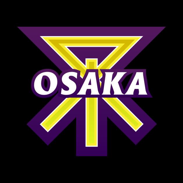 Osaka Municipality Japanese Symbol