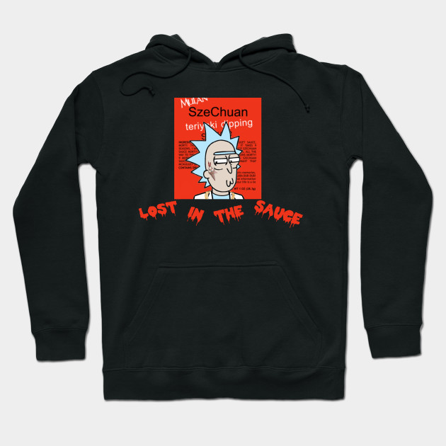 b9300a2be19 Gucci Sanchez - Rick And Morty - Hoodie