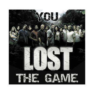 Lost the game t-shirts