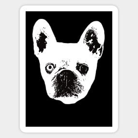 e00a8092e French Bulldog Dad Stickers | TeePublic