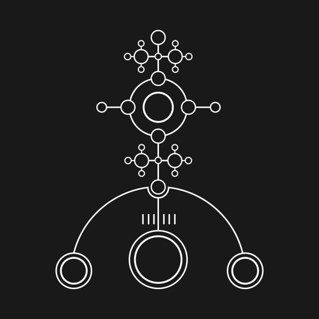 UFO Sacred Geometry Circle