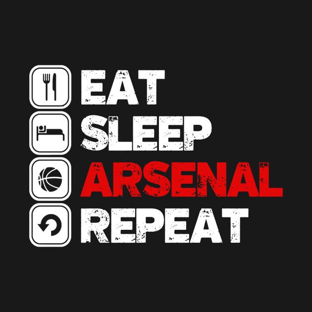 EAT REPEAT ARSENAL