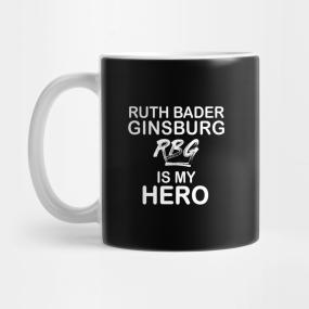 9115913ee6c Notorious RBG (Ruth Bader Ginsburg) Mug