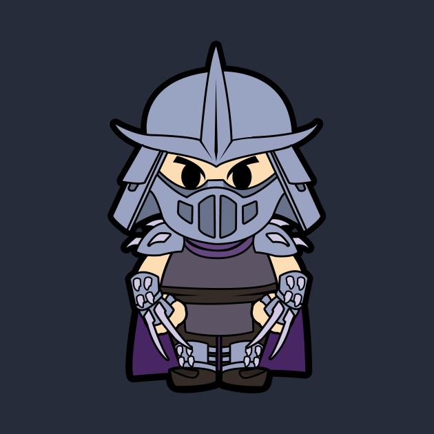 Shredder Chibi