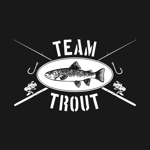 Team Trout (White)