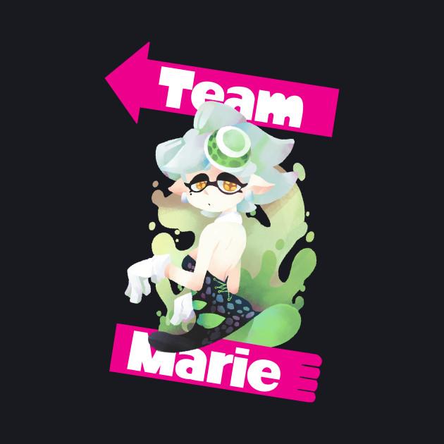 Splatfest - Team Marie