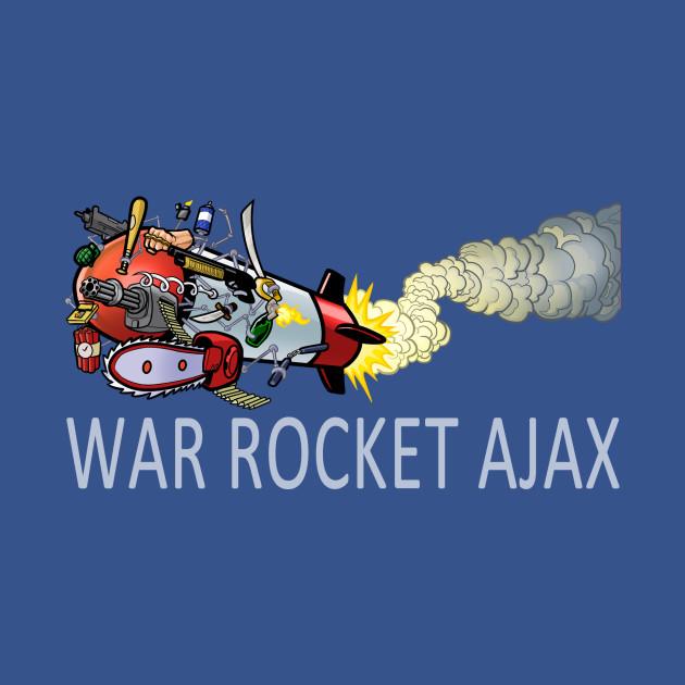 War Rocket Ajax logo