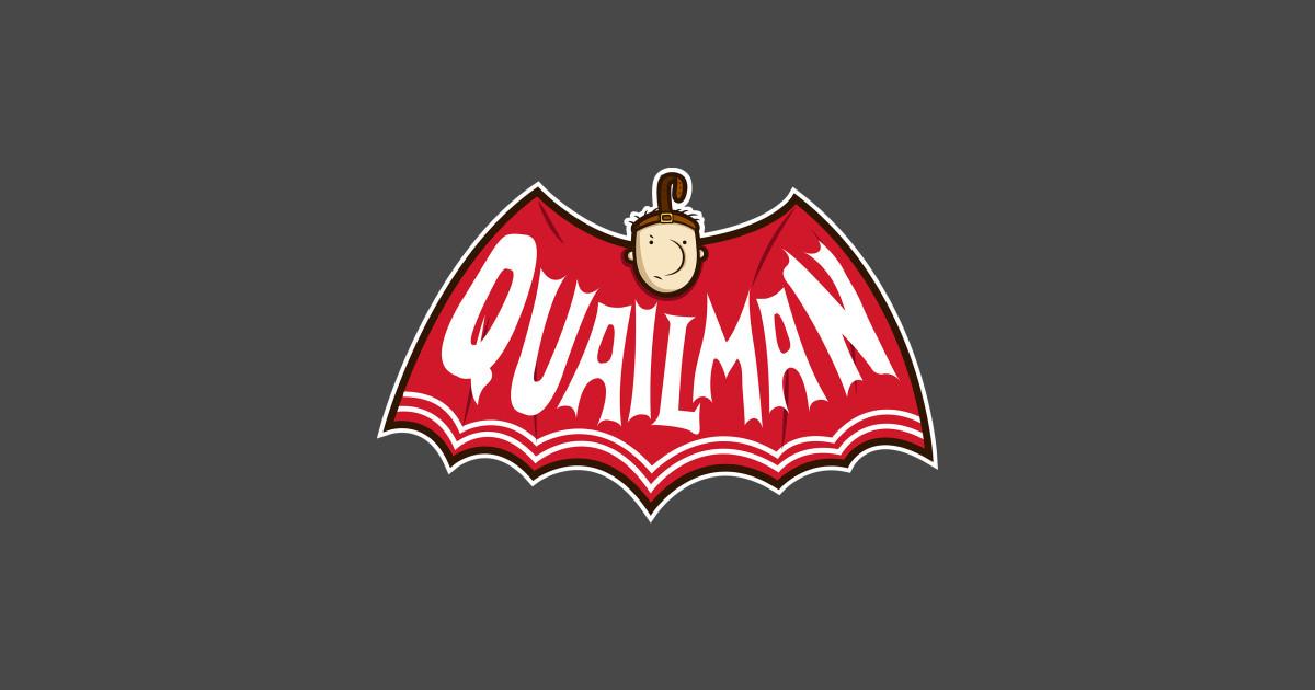 Quailman - Doug - T-Shirt | TeePublic Quailman Q