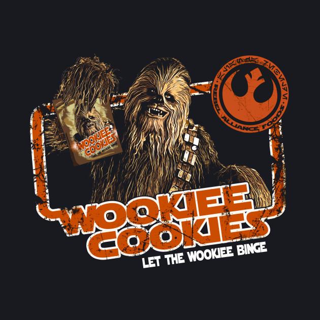 Wookiee cookie