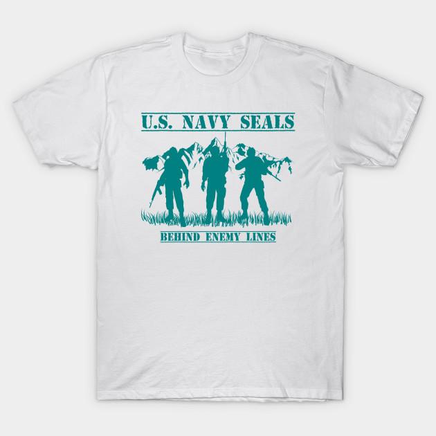 US Navy Seals - Behind Enemy Lines