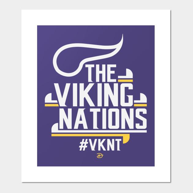 The Viking Nations Logo
